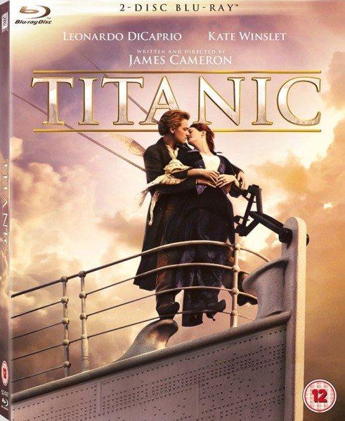 Титаник: Дополнительные материалы - (Titanic: Bonus disc)