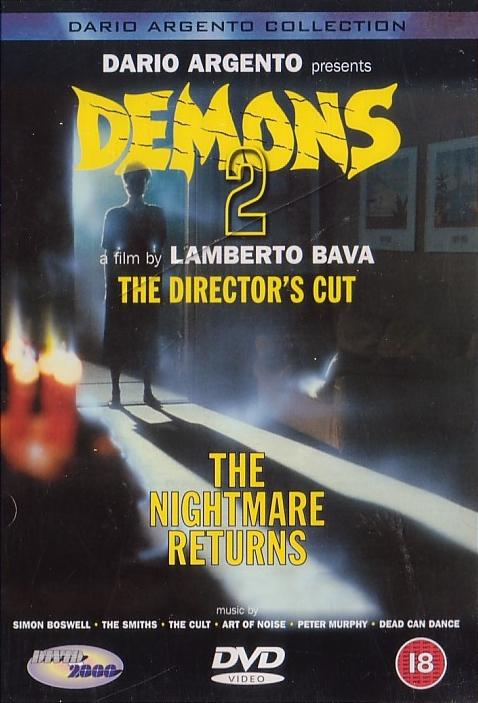 Демоны 2 - (Demoni 2: L'incubo ritorna)
