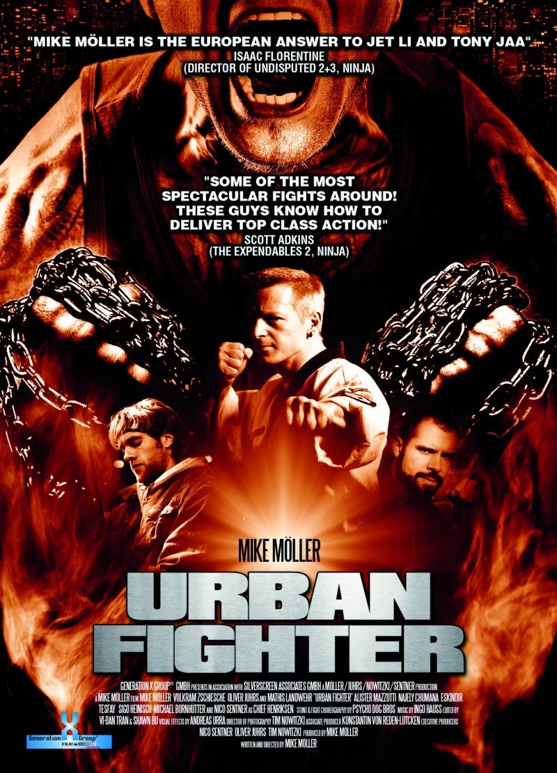 Уличный боец - (Urban Fighter)