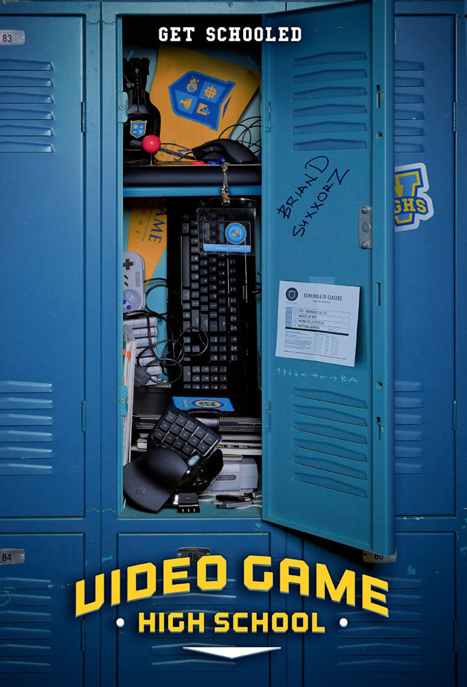 ������ ����� �������� - (Video Game High School)