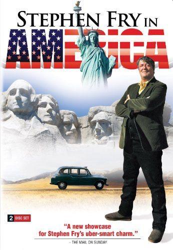 Стивен Фрай в Америке - (Stephen Fry in America)