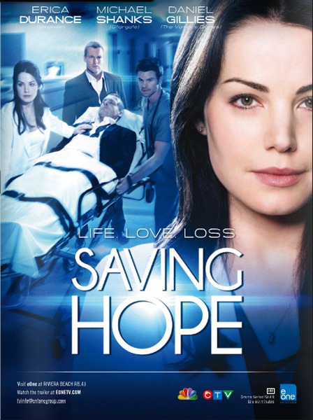 В надежде на спасение - (Saving Hope)