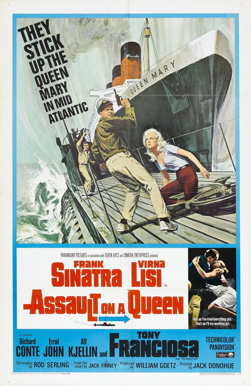 Нападение на королеву - (Assault on a Queen)