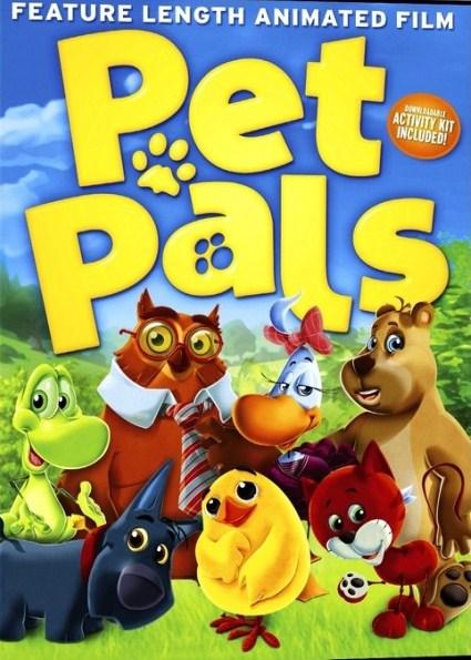 Любимые приятели - (Pet Pals)