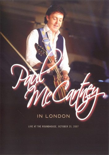 Paul McCartney: Camden London