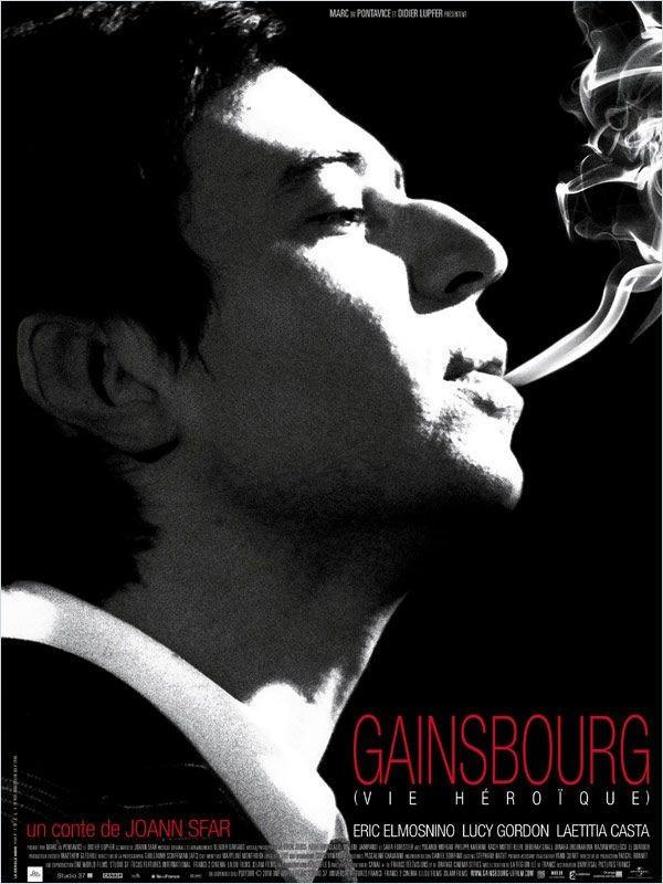 Генсбур. Любовь хулигана - (Serge Gainsbourg, vie heroique)