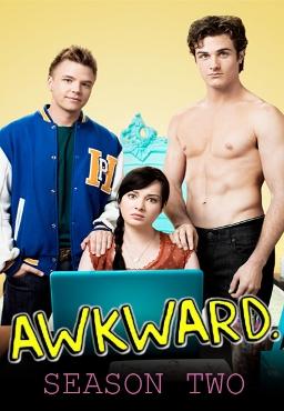 Неуклюжая - (Awkward)