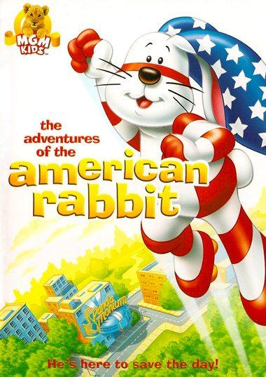 Приключения Американского Кролика - (The Adventures of the American Rabbit)