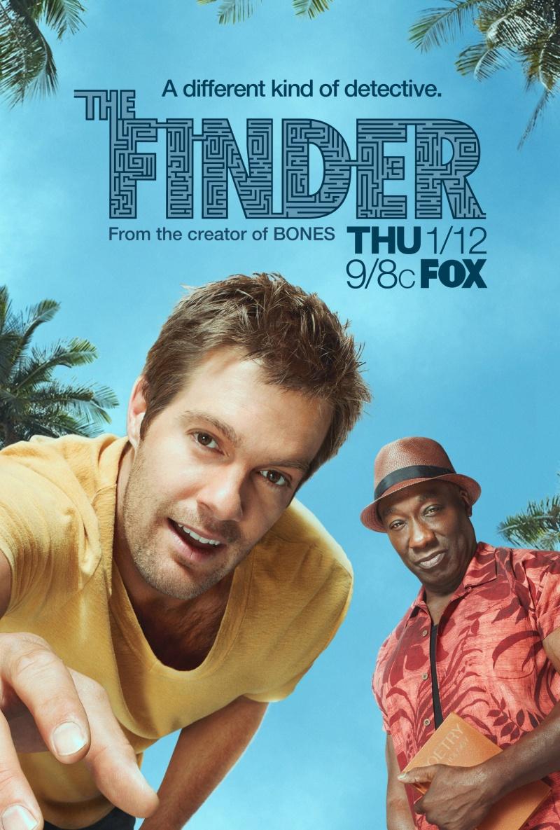 Сыщик - (The Finder)