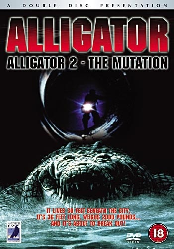 Аллигатор 2: Мутация - (Alligator II: The Mutation)