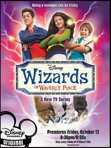 Волшебники из Вэйверли Плэйс - (Wizards of Waverly Place)