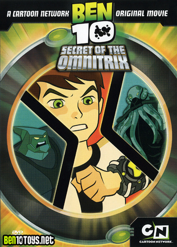Бен 10: Секрет Омнитрикса - (Ben 10: Secret of the Omnitrix)