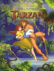 ������� � ������� - (The Legend of Tarzan)