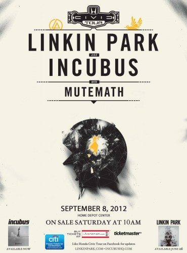 Linkin Park: Honda Civic Tour