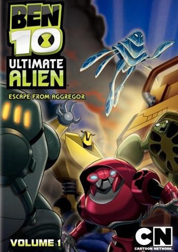 Бен 10: Инопланетная сверхсила - (Ben 10: Ultimate Alien)
