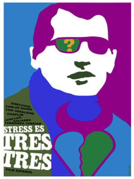 Стресс: три, три - (Stress-es tres-tres)