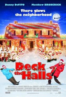 Добро пожаловать или соседям вход воспрещен - Deck the Halls