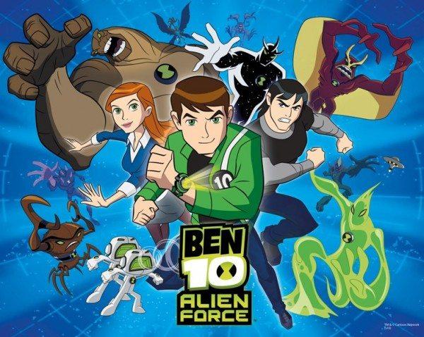 Бен 10: Инопланетная сила - (Ben 10: Alien Force)