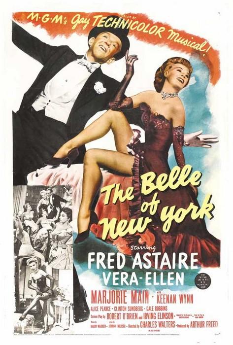 Красавица Нью-Йорка - (The Belle Of New York)