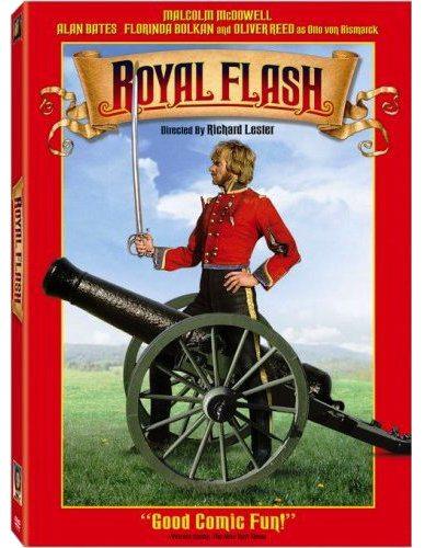 Королевский блеск - (Royal Flash)