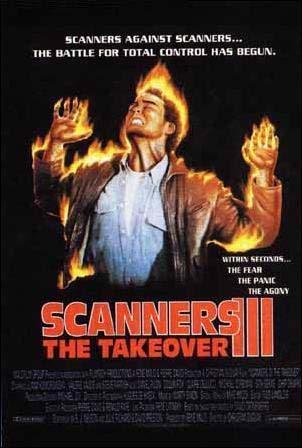 Сканнеры 3: Переворот - (Scanners III: The Takeover)
