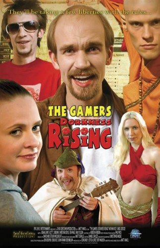 ������ 2: ��������� - (The Gamers 2: Dorkness Rising)