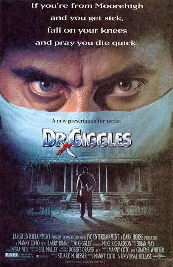 Хихикающий доктор - (Dr. Giggles)