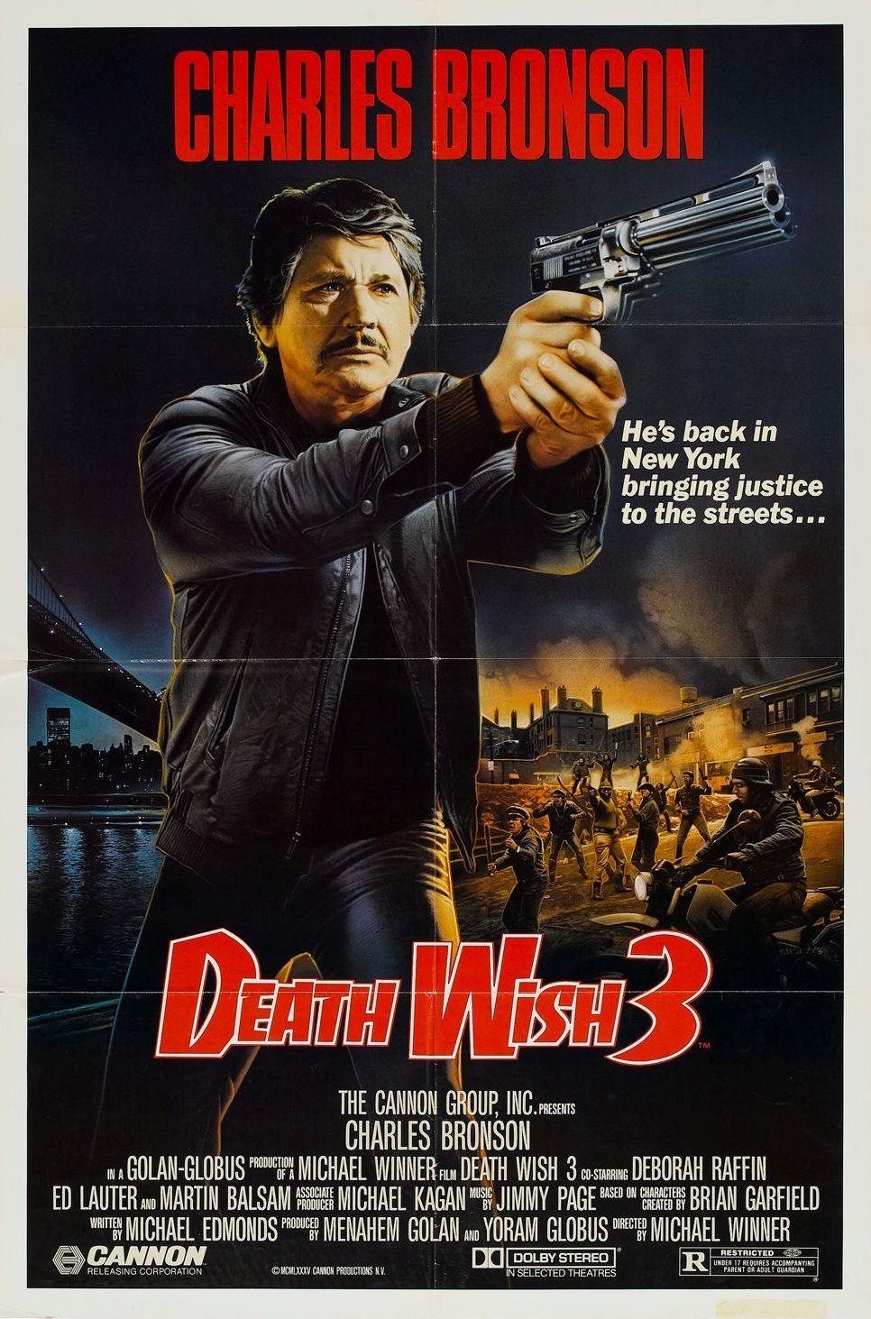 Жажда смерти 3 - (Death Wish 3)