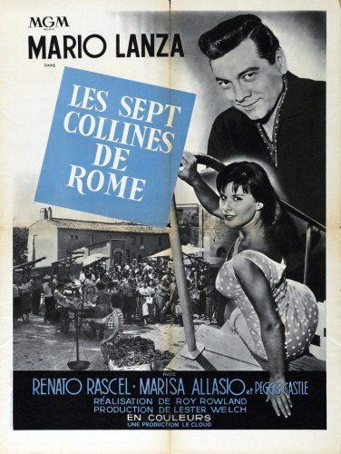 Семь холмов Рима - (Arrivederci Roma)