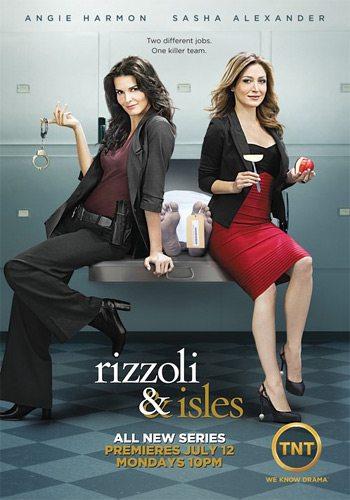 Риззоли и Айлс (Риццоли и Айлз) - (Rizzoli & Isles)