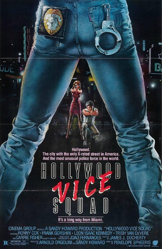 ������������ ������� - (Hollywood Vice Squad)