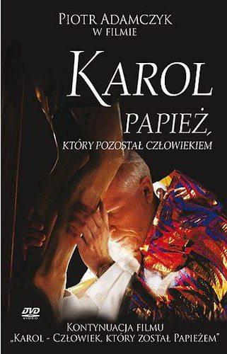 Кароль. Папа, который остался человеком - (Karol Un Papa rimasto uomo)