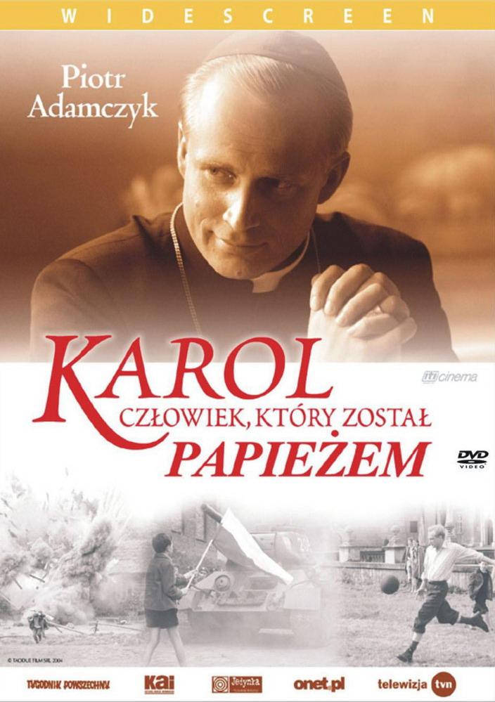 Кароль. Человек, ставший Папой Римским - (Karol, un uomo diventato Papa)