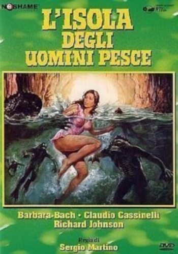 Остров людей-рыб - (L'Isola Degli Uomini Pesce)