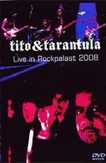 Tito & Tarantula: Live in Rockpalast