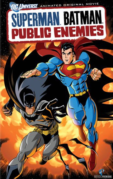 Супермен. Бэтмен: Враги общества - (Superman. Batman: Public Enemies)