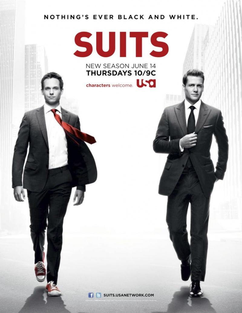 Форс-мажоры - (Suits)