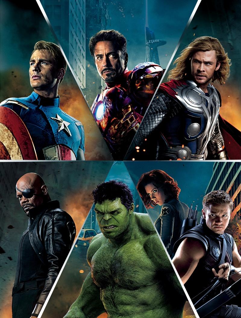 Мстители: Бонус - (The Avengers: Bonus Disk)