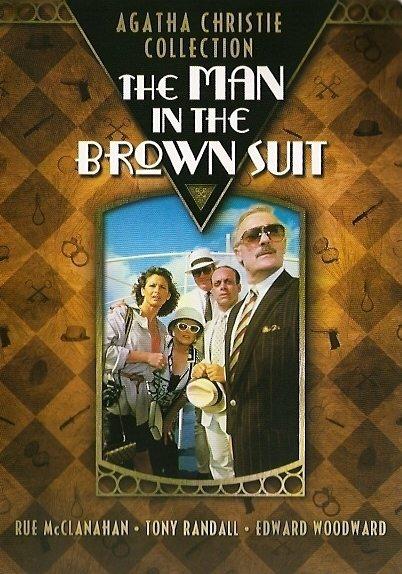 Джентльмен в коричневом - (The Man in the Brown Suit)