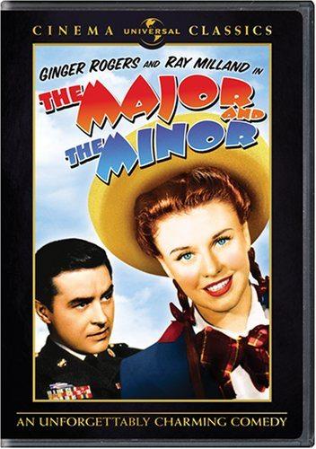 Майор и малютка - (The Major and the Minor)