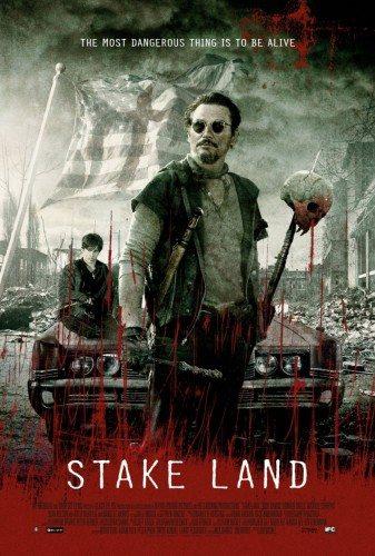 Земля вампиров - (Stake Land)