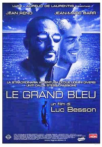 Голубая бездна - (Le grand bleu)