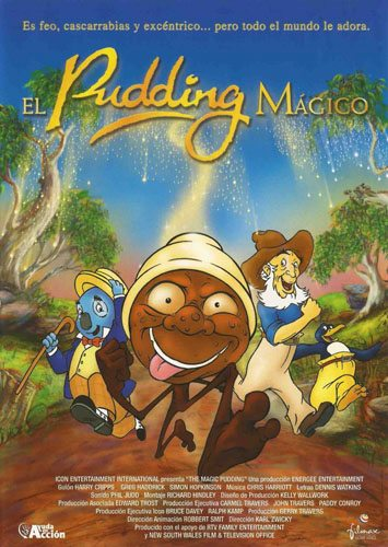Волшебный Пудинг - (The Magic Pudding)