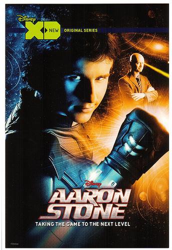 Настоящий Арон Стоун - (Aaron Stone)