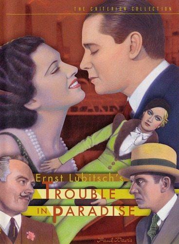 Неприятности в раю - (Trouble in Paradise)