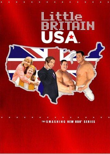 Наша Бриташа в Америке - (Little Britain USA)