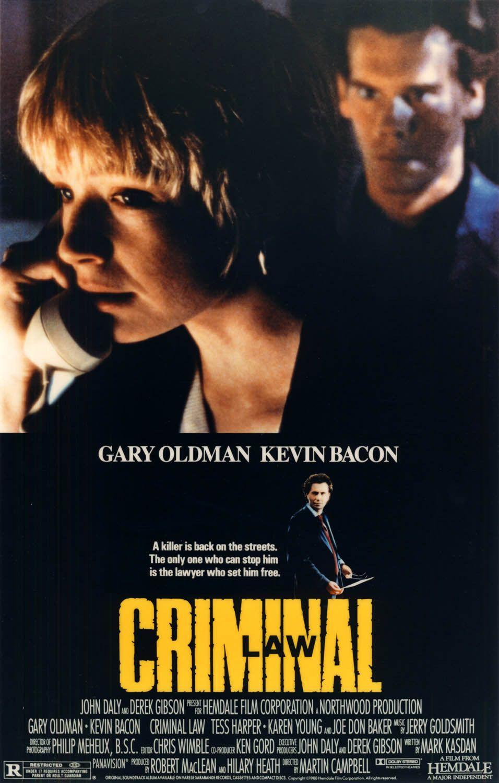 Преступный закон - (Criminal Law)