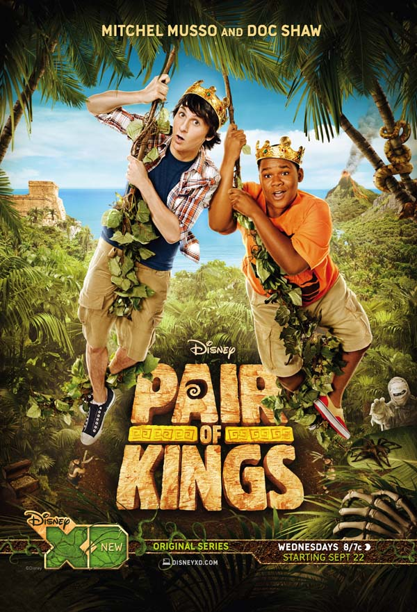 Два короля - (Pair of Kings)