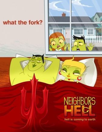 Адские соседи - (Neighbors from Hell)