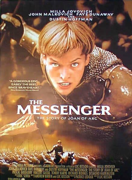 Жанна Д'Арк - (The Messenger: The Story of Joan of Arc)